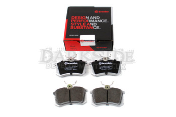 Brembo Sport HP2000 Rear Brake Pads for 239mm Non Vented Discs