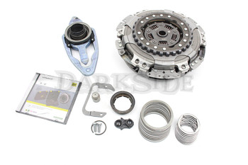 LUK 1.6 TDI 7 Speed DSG Clutch kit - 602 0002 00  / 0AM 198 141 B