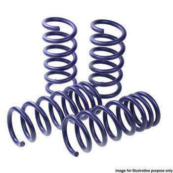 H&R Lowering Springs for BMW E82, E87, E90, E92, Series Platform Vehicles (40-60mm)