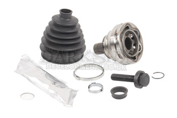 Outer CV Joint for Ibiza / Polo / Fabia Platform 6 Speed Models