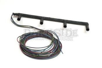 Genuine 4 Wire VW Glow Plug Wiring Loom for VW 1.9 & 2.0 8v TDI PD Engines 038 971 220 D