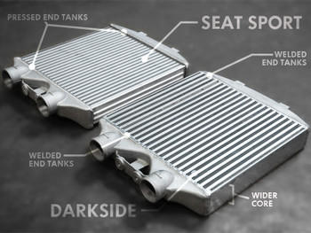 SeatSport Ibiza Cupra Intercooler for Seat Ibiza / VW Polo & Skoda Fabia
