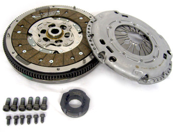 Sachs 1.9 TDi 5 Speed Dual Mass Flywheel and Clutch Kit (Mk4 Platform)