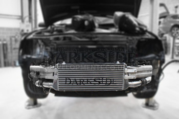 Darkside Front Mount Intercooler (FMIC) for Audi A4 B7 2.7 / 3.0 TDI