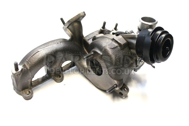 Garrett GT1749VB (ARL PD150) Turbocharger with Modified Outlet for 1Z / AHH / AHU / ALE / ALH / ATD / AXR / ASV / AFN / AHF / AJM