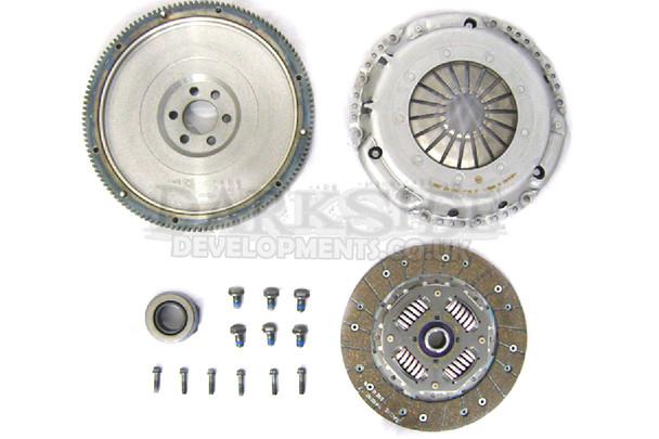 Darkside Cast G60 Flywheel and Sachs VR6 Clutch Kit 5 Speed 02J / 02A / 02R