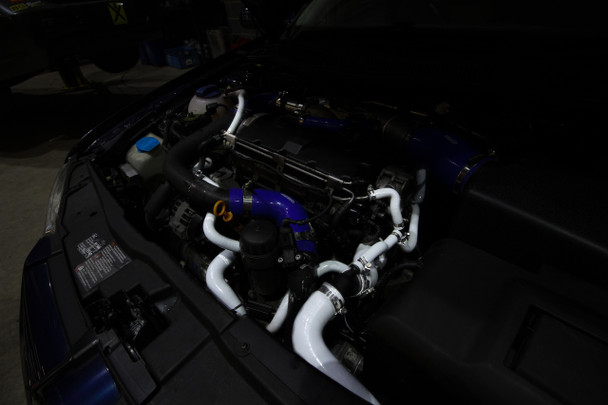 Coolant Hose Kit for 1.9 TDi PD130 ASZ Mk4 Golf / Bora / Seat Leon