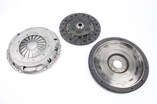 Used Darkside 7kg G60 Billet Flywheel with Sachs SRE Performance Organic Clutch Kit 5 Speed 02J / 02A / 02R