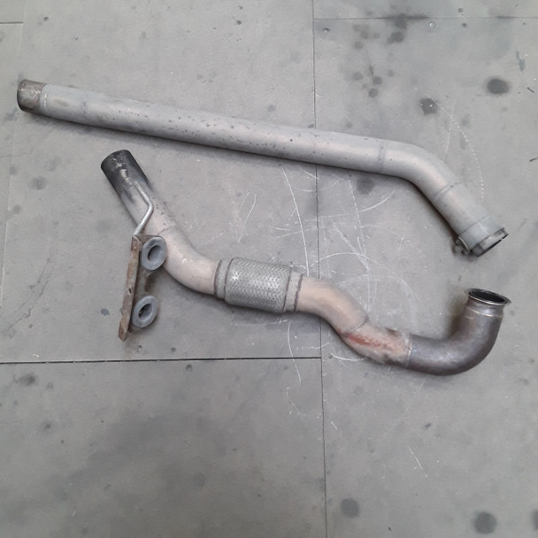 Used Transporter T5.1 2.0 TDI CR DPF Delete Downpipe for Single Turbo 2WD Vehicles