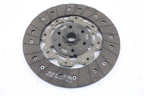 Sachs 1.9 TDi 6 Speed 02M Clutch Disc for stock Dual Mass Flywheel