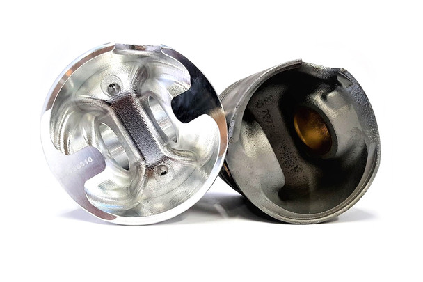 VW 1.9 / 2.0 8v TDI Diamond Racing CNC Machined Forged Pistons