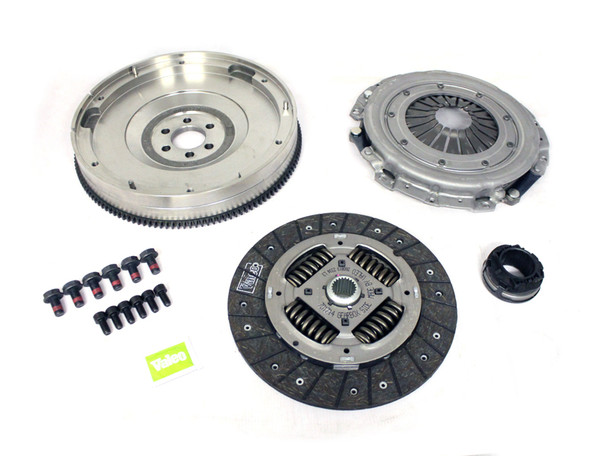 Valeo solid flywheel conversion kit 835040  for 1.9 TDi VW Passat / Audi A4 AVB (B5.5 Platform) 5 Speed