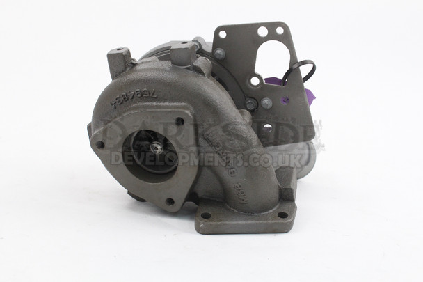 Reconditioned Garrett GTB1756VK Turbocharger with Billet Compressor Wheel (Without Actuator)