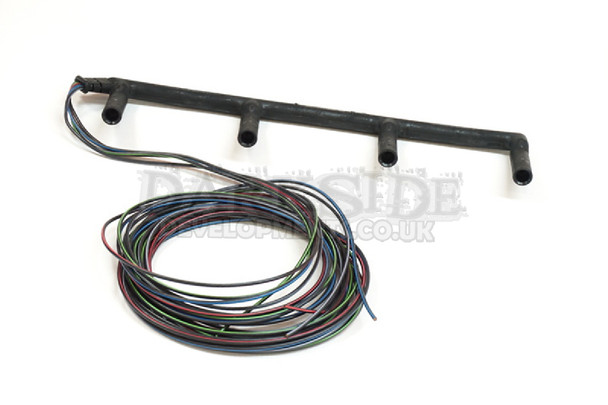 Genuine 4 Wire VW Glow Plug Wiring Loom for VW 1.9 & 2.0 8v TDI PD Engines 038 971 220 D