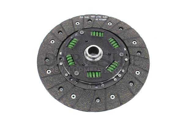Sachs SRE Performance Replacement Clutch Disc for Sachs Race 6 Speed 02M & 02Q Single Mass Flywheel