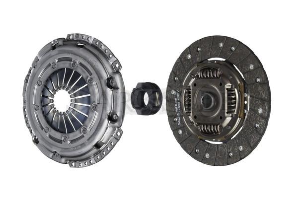 Sachs Clutch Kit for Mk7 Platform 1.6 TDI Engines with Solid Flywheel