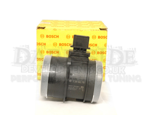 NEW Bosch MAF Sensor for VW  2.0 TDI Common Rail Engines