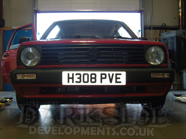 Option 1 140mm (Fitted to Mk2 Golf)