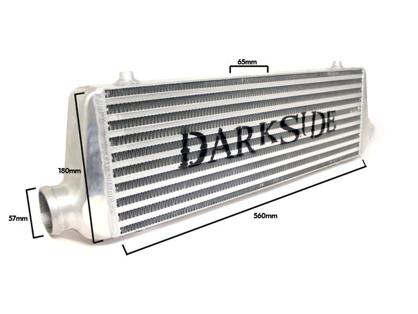 "Universal Front Mount Intercoolers (FMIC) with 57mm (2.25"") Inlet / Outlet"