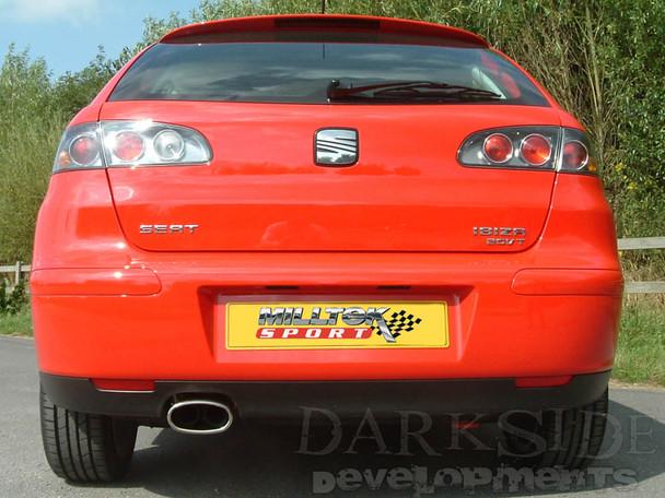 VW Ibiza Mk4 - Milltek MSSE118