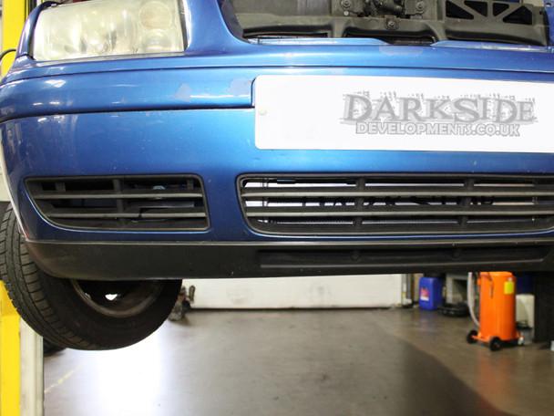 Darkside Front Mount Intercooler Kit (FMIC) for 1.9 TDi PD130 ASZ