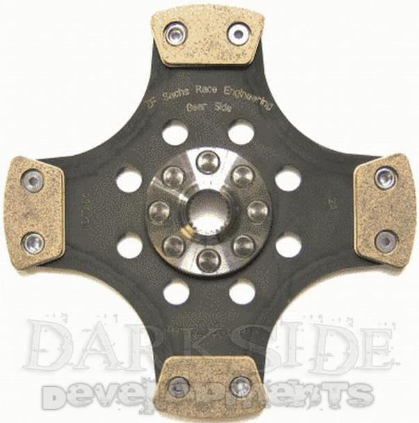 Sintered Paddle Clutch Disc for Sachs Flywheel - 881864 999505 / 881864999505