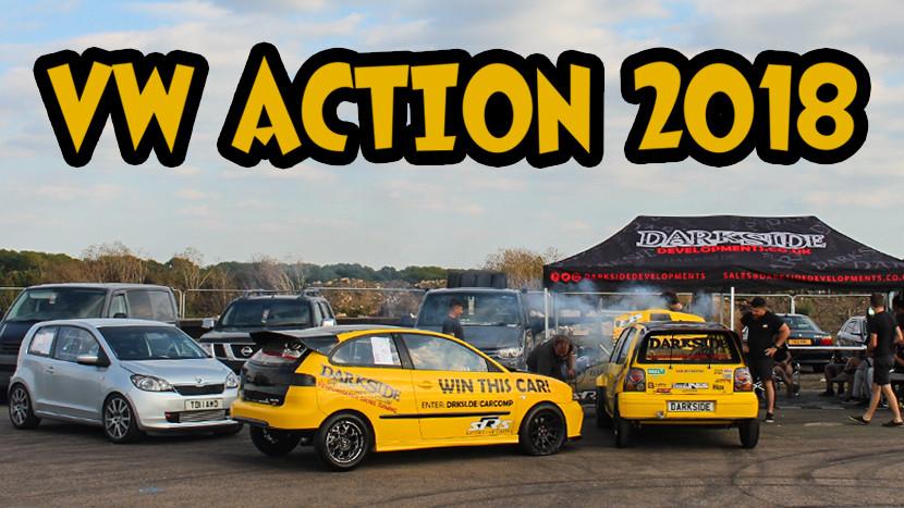 VW Action 2018 - Santa Pod Raceway - 31/08/2018 - 02/09/2018
