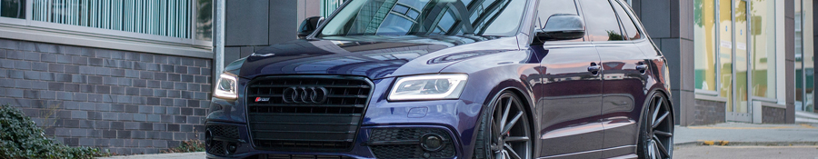 Audi SQ5 - CGQB 3.0 TDI CR - QDE 8 Speed Automatic - 360bhp & 600+Ft/Lbs