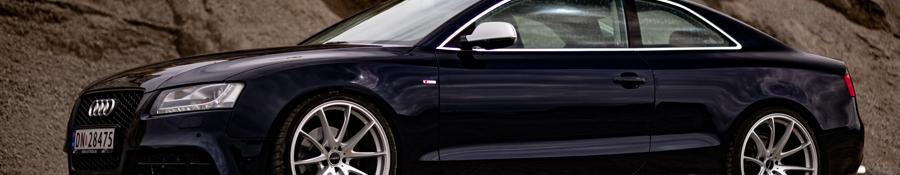 Audi A5 - CCWA 3.0 TDI - LMF Tip-Tronic Automatic - ~350bhp & 550Ft/Lbs