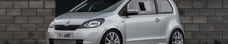 Skoda CitiGo - CFHD 2.0 16v CR - GUC 02M 4-Motion 6 Speed Manual - 345.9bhp & 425Ft/Lbs