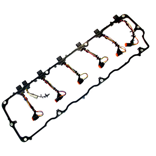 navistar dt466 injector harness 2004