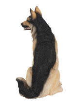 German Shepherd Dog Garden Statue 31cm