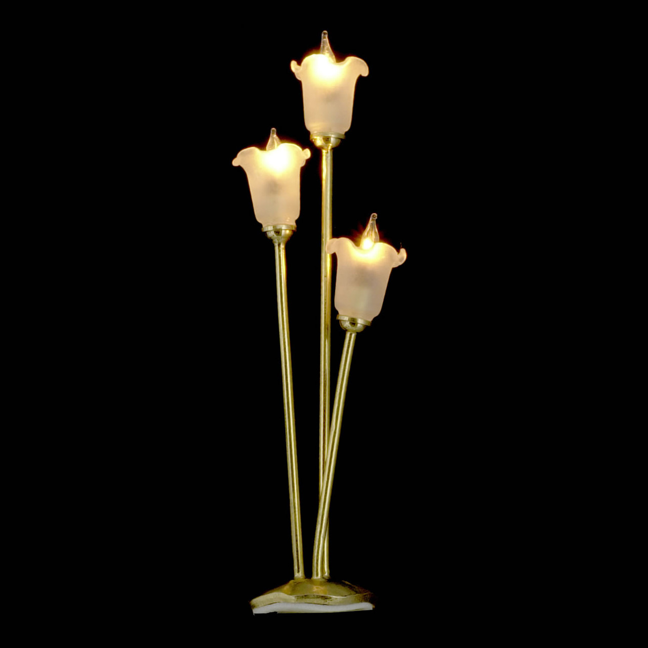 antique pond replacements tulip lily shades shade s white replacement lamp frosted