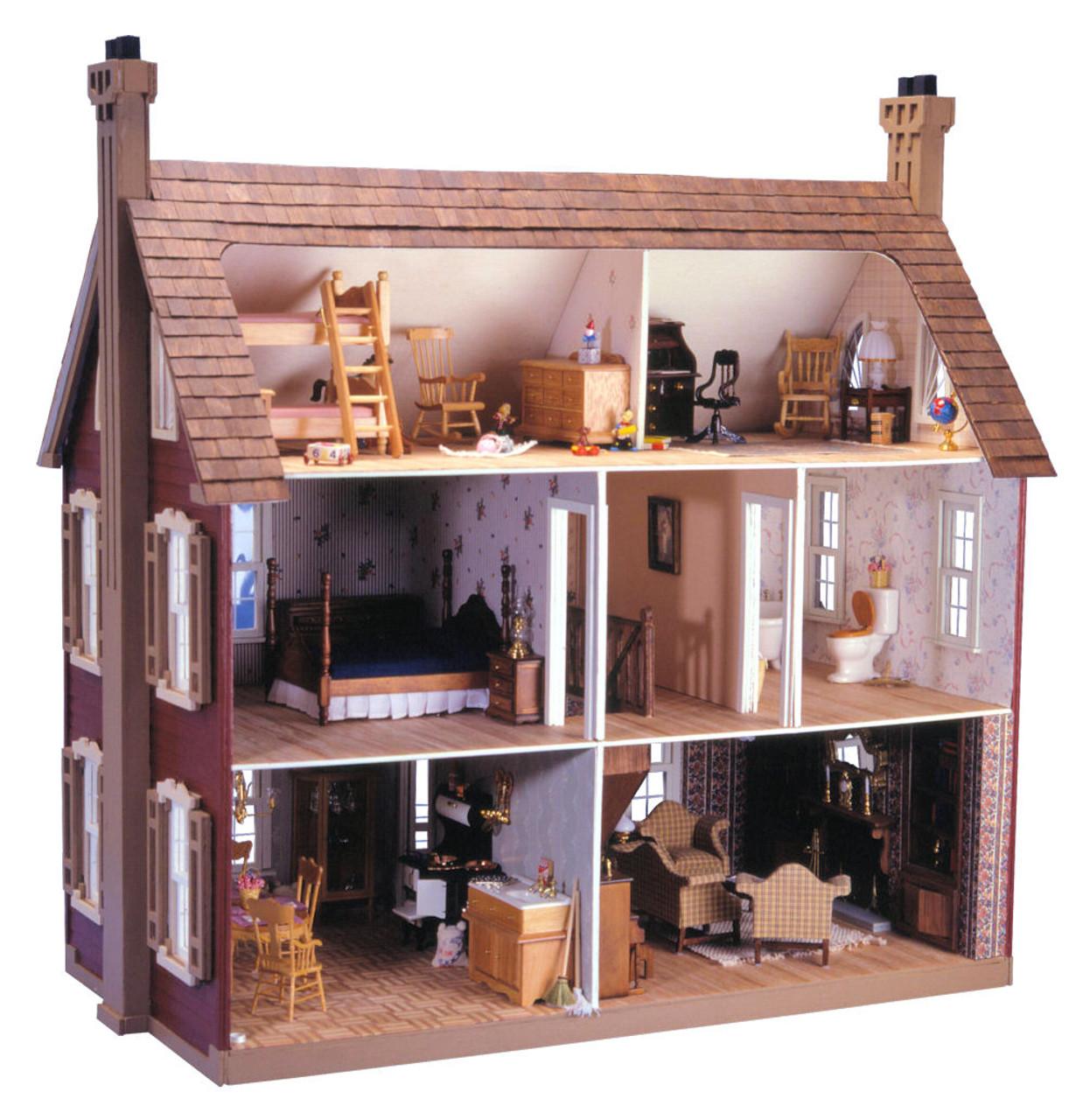 Willow dollhouse kit solutioingenieria Choice Image