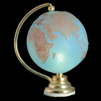 Dollhouse Table Light - Lighted Globe