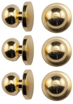 Dollhouse Door Knobs