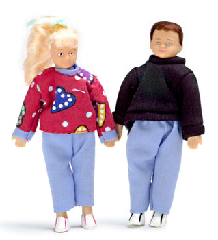 Dollhouse Doll Teenagers
