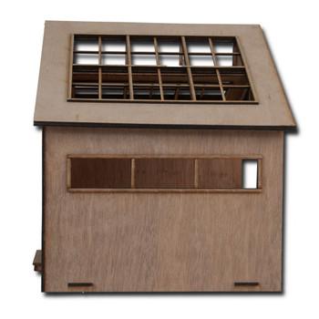 Dollhouse Skylight Roof