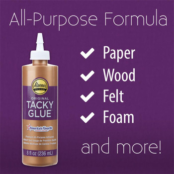 Aleene's Original Tacky Glue - 8oz