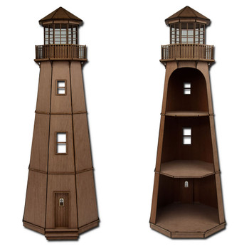 Lighthouse Dollhouse Kit