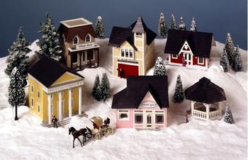 Miniature Greenleaf Town Kit