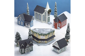 Miniature Pine Mountain Village Kit