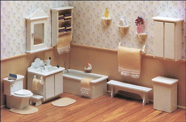 Master Bathroom Furniture Kit