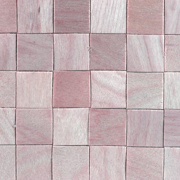 Miniature Scale Floor Tiles Wood