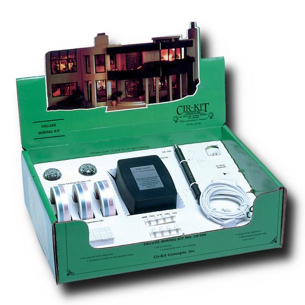 Deluxe Dollhouse Lighting Kit