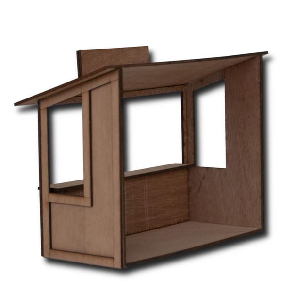 Dollhouse Farm Stand