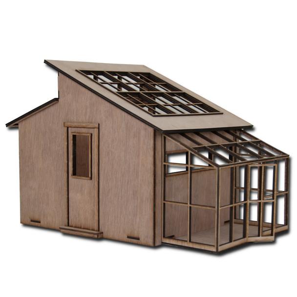 Dollhouse Greenhouse