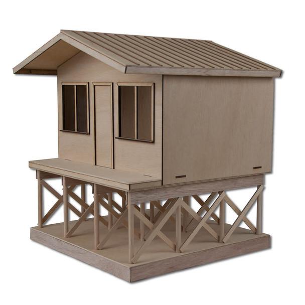 Beach Dollhouse Boardwalk Base
