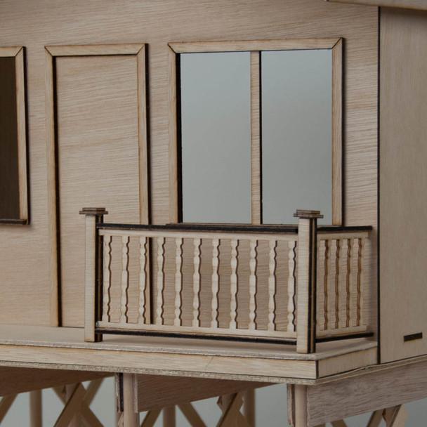 Dollhouse Railing Kit