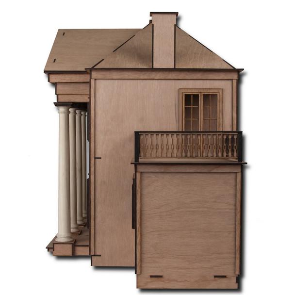 Laser Cut Beaumont Dollhouse Kit